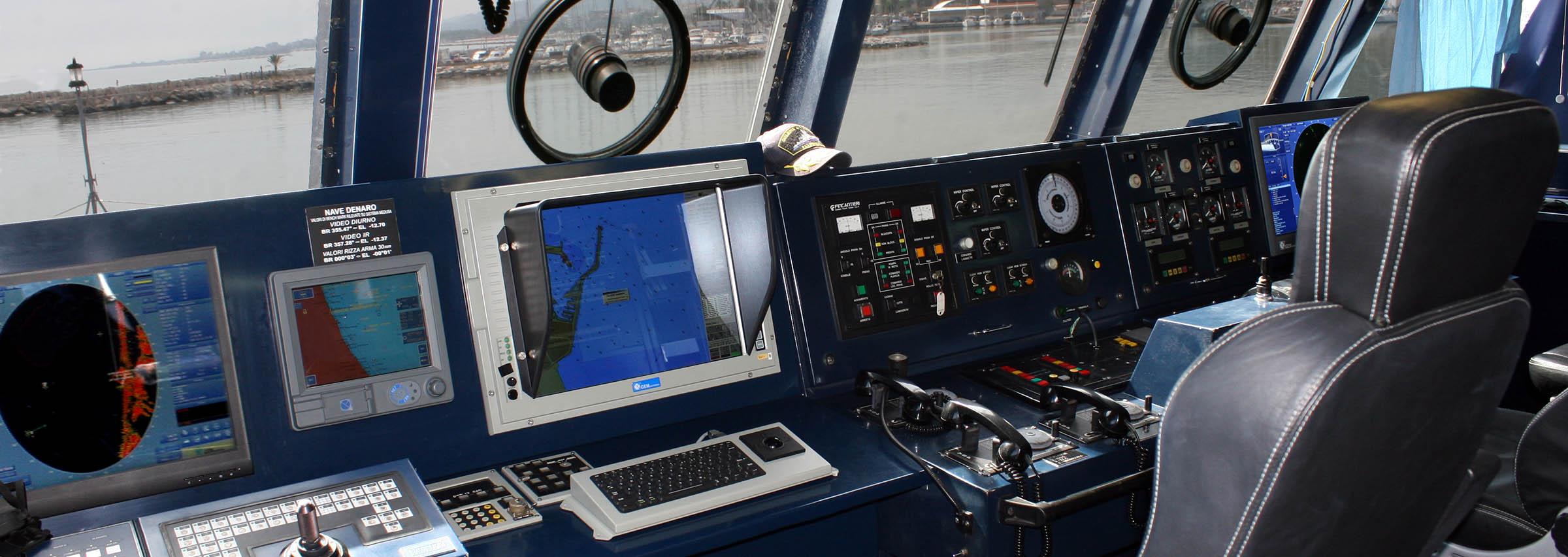 Integrated Bridge System for Military platforms – GEM