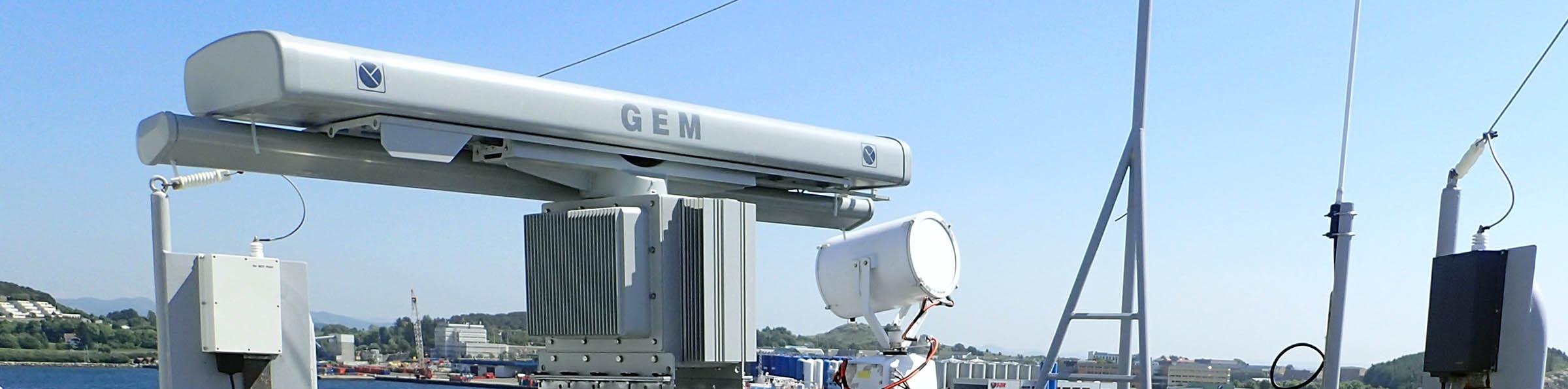 X-Ka DUAL BAND RADAR SYSTEMS (GEMINI-DB) – GEM elettronica