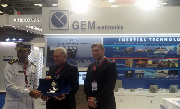 GEM elettronica at DIMDEX 2018