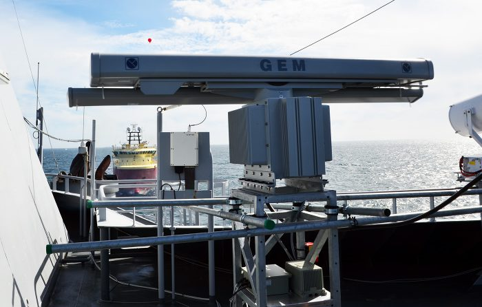 New Oil Spill Radar: excellent results during NOFO oil-on-water trial
