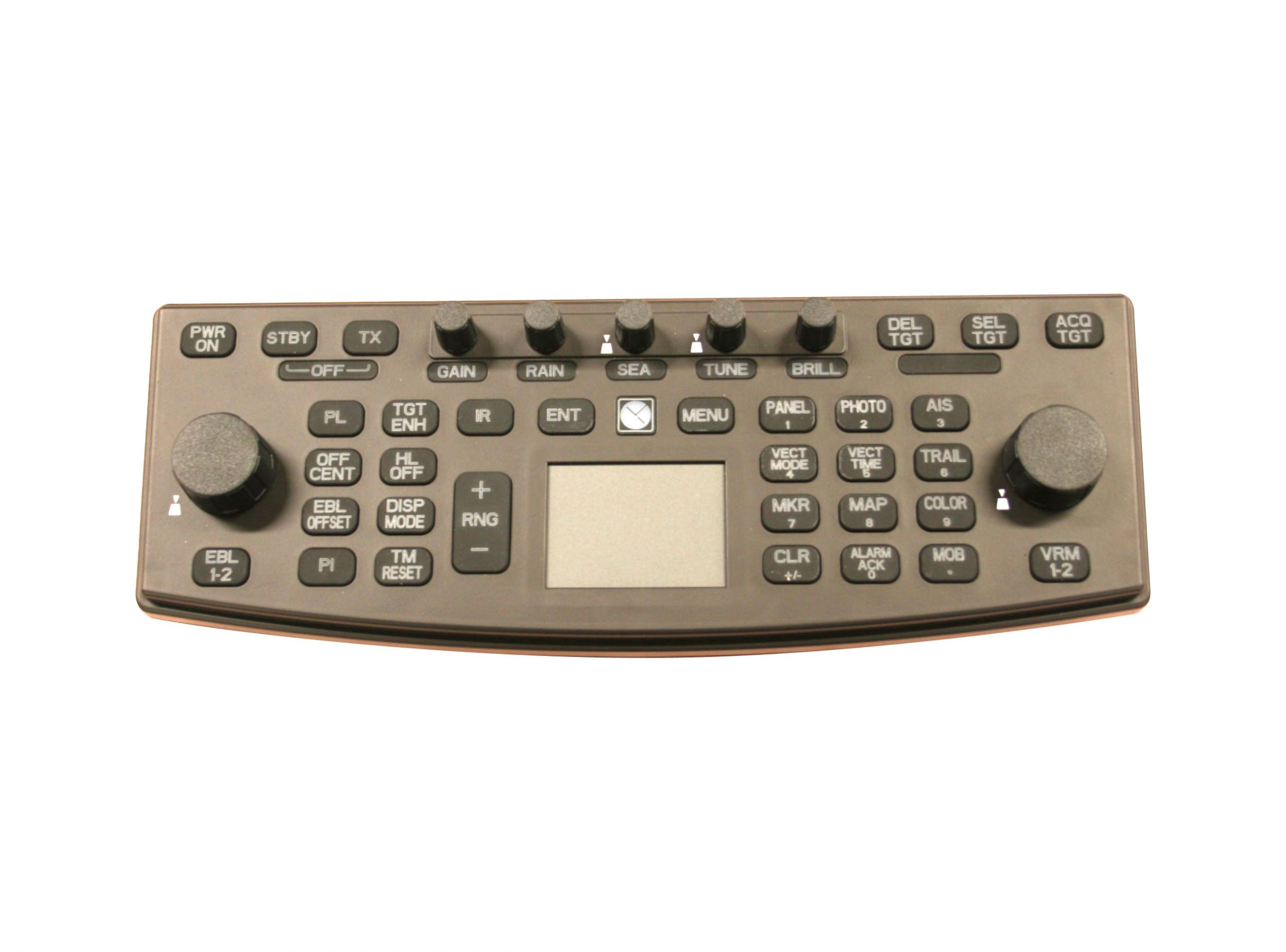 RADAR-ECDIS-Keyboard