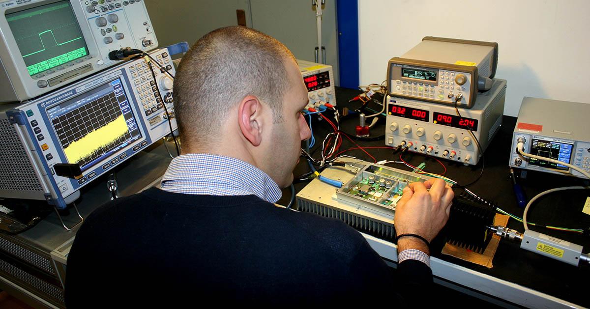 GEM elettronica ARS Laboratory
